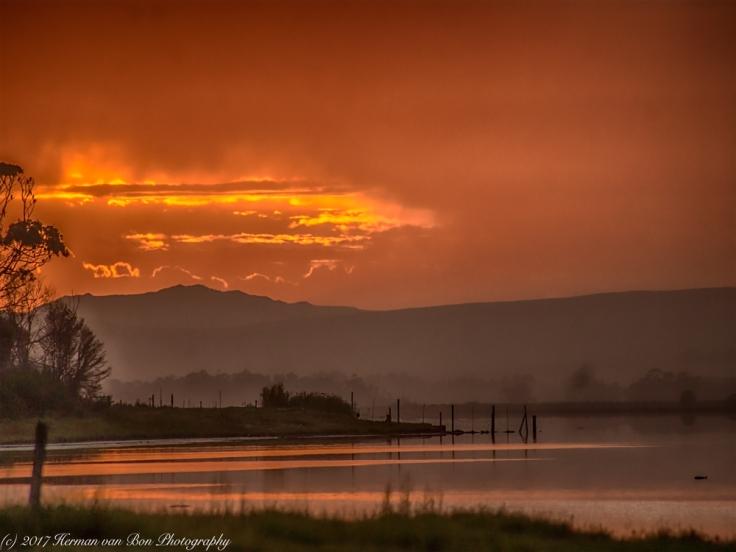 Lagoon-sunrise