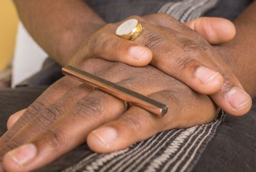 Stave ring: R 650.00 (approx. EURO 43.00) Available in diverse stave and ring sizes