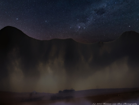 nightsky-Riviersonderend-Mountains